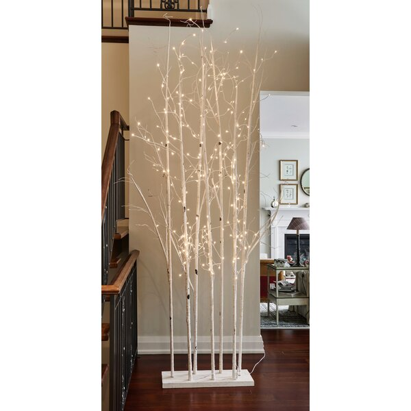 LED 240 Light Birch Tree by The Holiday Aisle