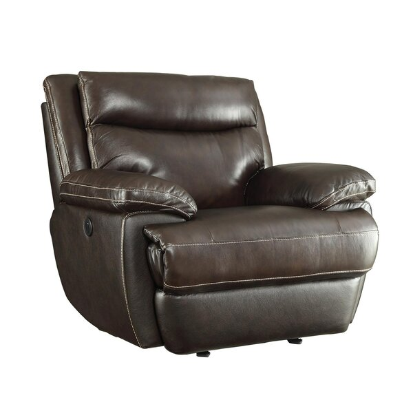 Westin Wall Hugger Recliner by Canora Grey