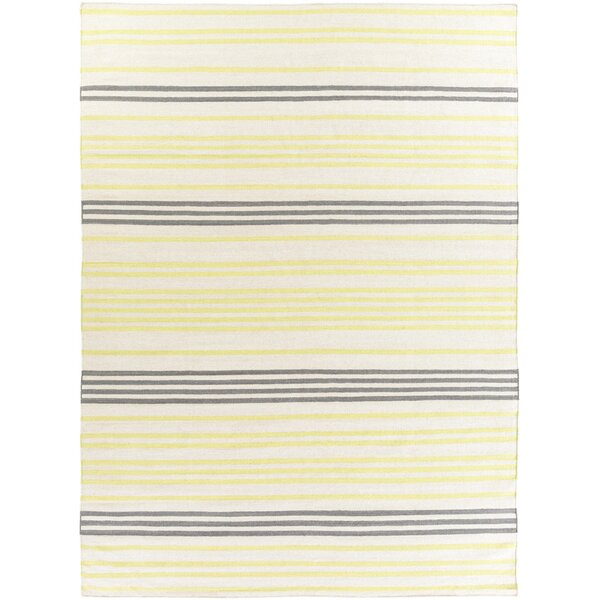 Maren Butter & Stone Rug by Birch Lane™