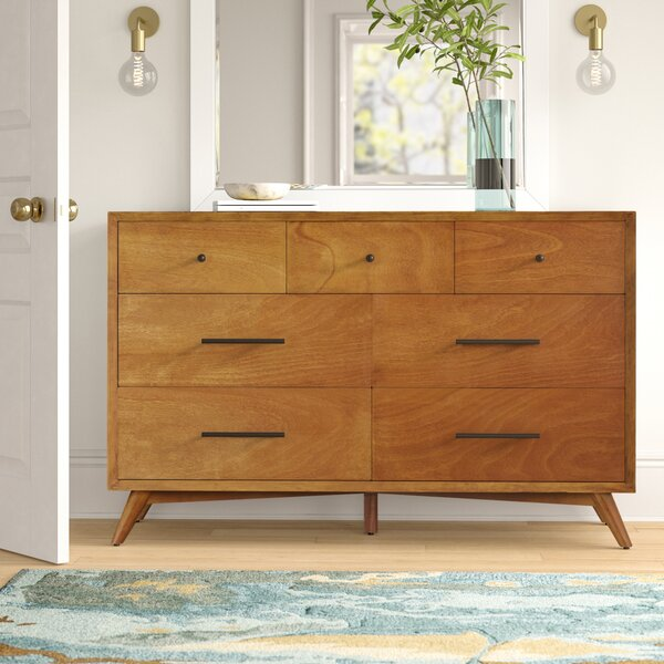 Parocela 7 Drawer Dresser by Foundstone