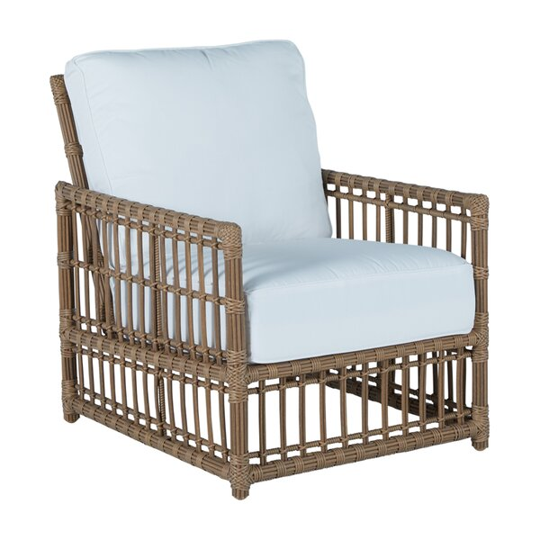 Newport Patio Chair with Cushions by Summer Classics