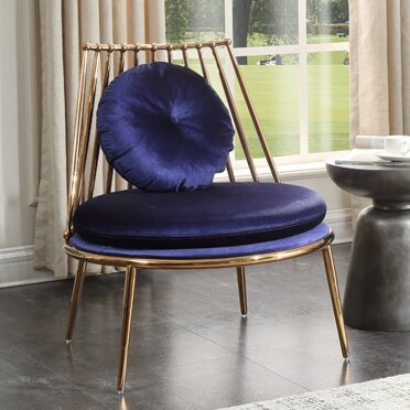 Jayleen Barrel Chair by Willa Arlo Interiors
