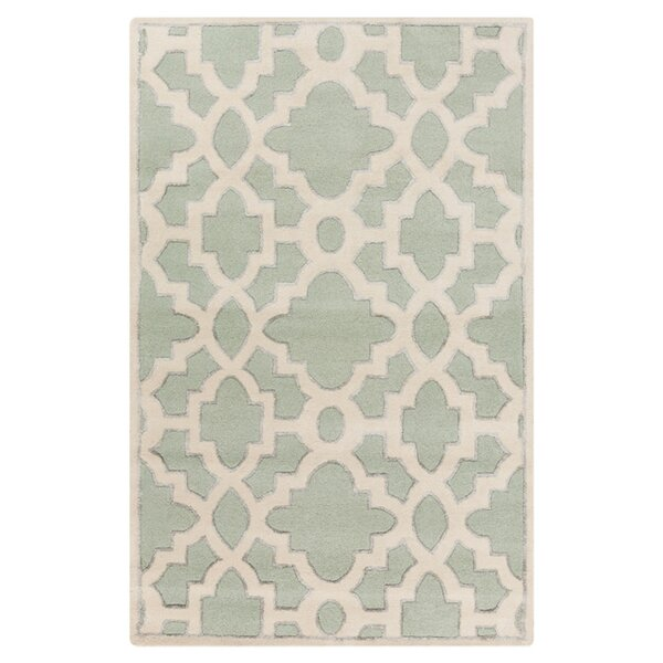 Modern Classics Light Celadon Area Rug by Candice Olson Rugs