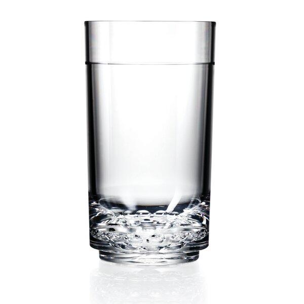 Elite 14 oz. Plastic Highball Glass (Set of 4) by Drinique