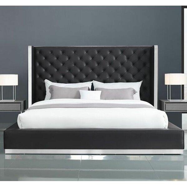 Aesara Upholstered Platform Bed by Orren Ellis
