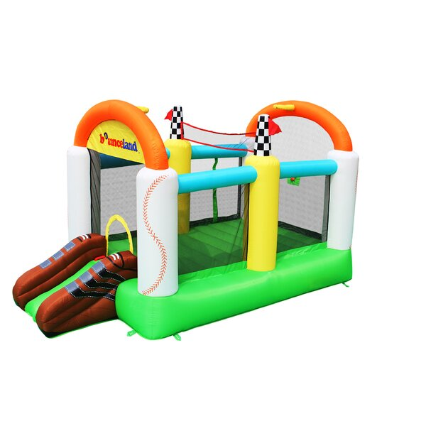 All Sports Bounce House by Bounceland