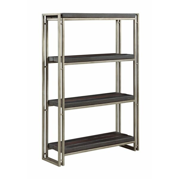 Grace Etagere Bookcase by 17 Stories