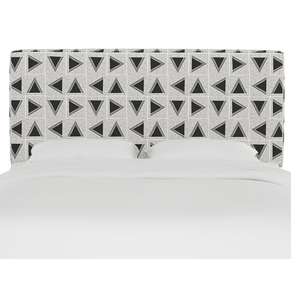 Lamasar Upholstered Panel Headboard by Ebern Designs