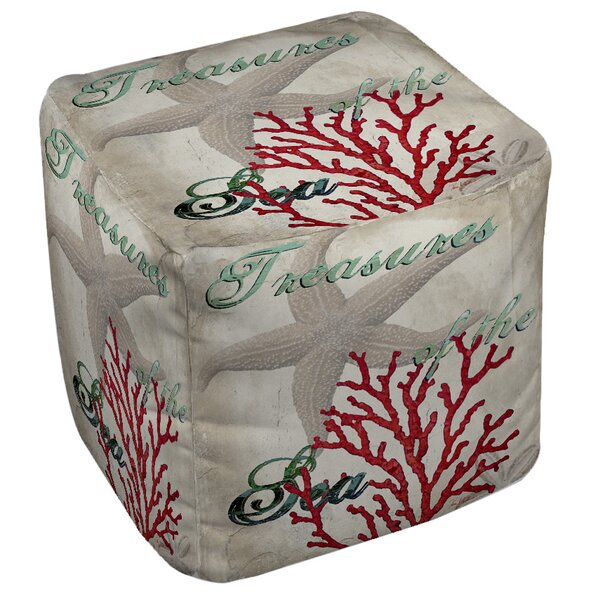 Concetta Pouf by Highland Dunes