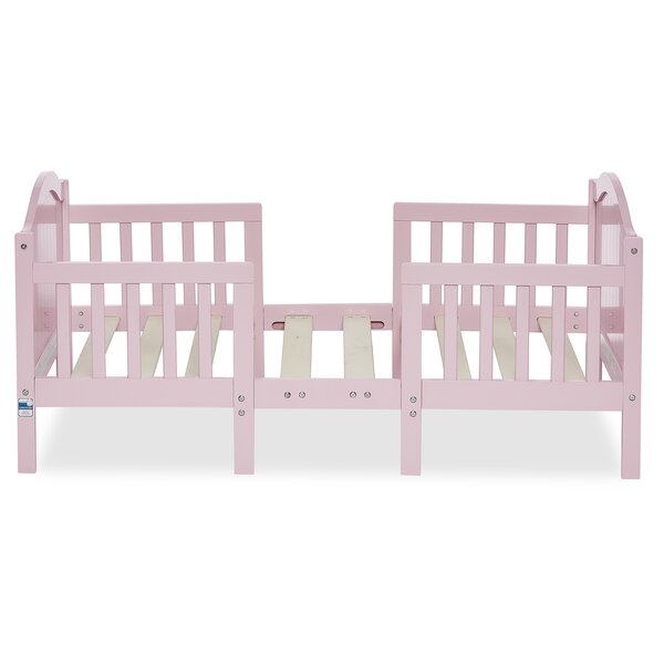 Portland Convertible Toddler Bed by Harriet Bee