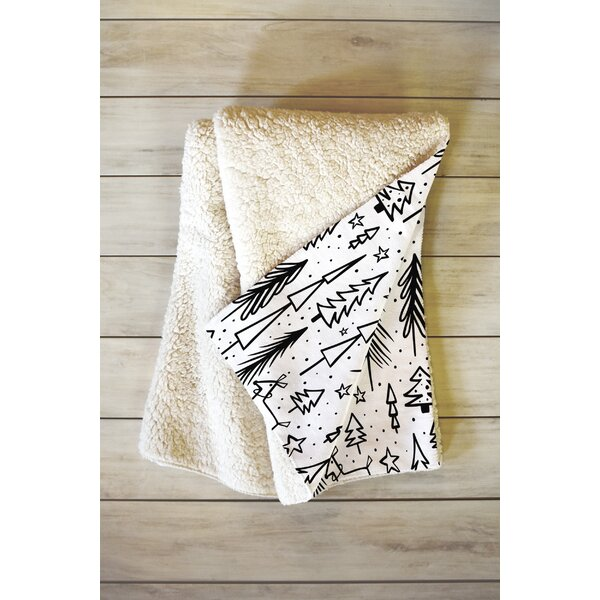 Heather Dutton Winter Wonderland Throw by East Urban Home