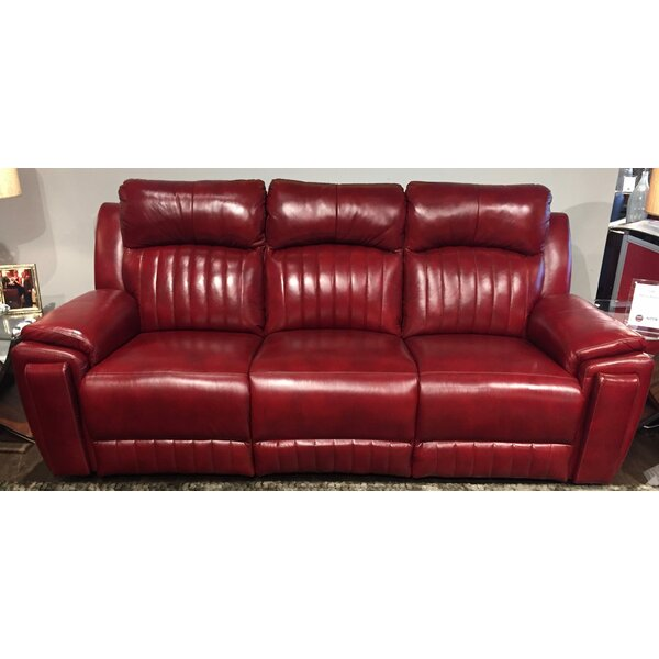 Fine Brand Reclining Sofa by Southern Motion by Southern Motion