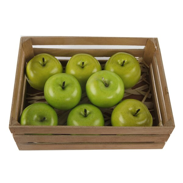 Allegro 8 Piece Packed Asstorted Apple Set by August Grove