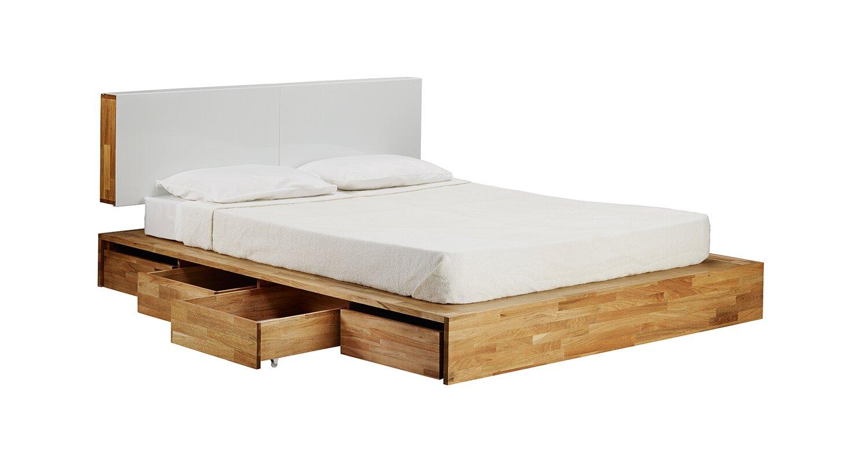 Wayfair Queen Bed Platform Wayfair Canada Queen Bed Frame: Mash Studios LAX Series Storage Platform Bed & Reviews