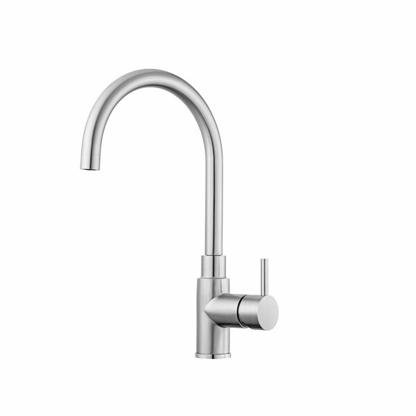 Professional Single Handle Kitchen Faucet by WS Bath Collections