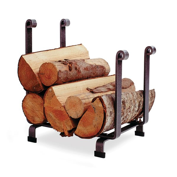 USA Handcrafted Hearth Log Rack by Enclume