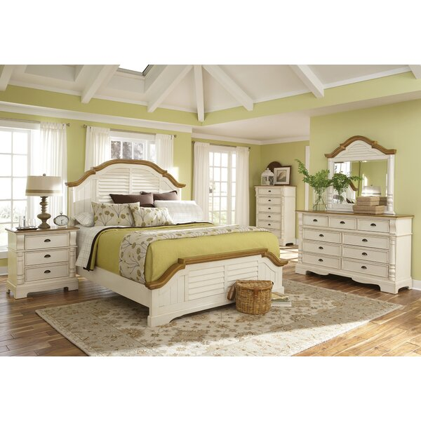 Kinchen Panel Bed by Bayou Breeze