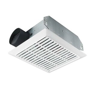 Inexpensive 70CFM Ventilation Bathroom Fan with Grille By NuTone
