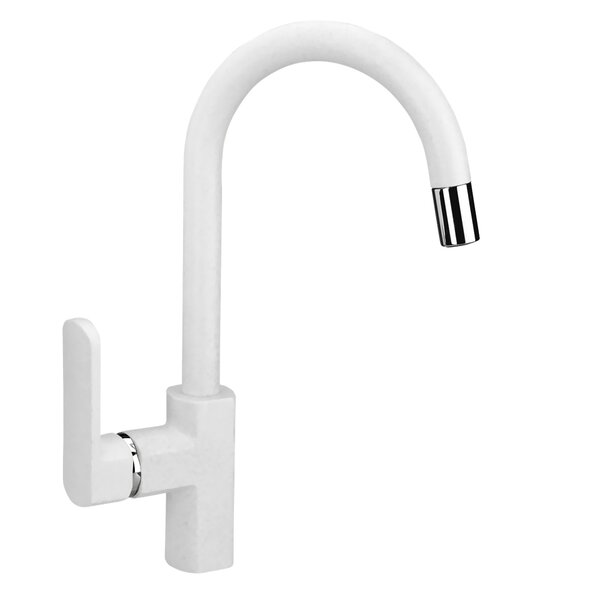 Pull Down Touch Single Handle Kitchen Faucet by LaToscana