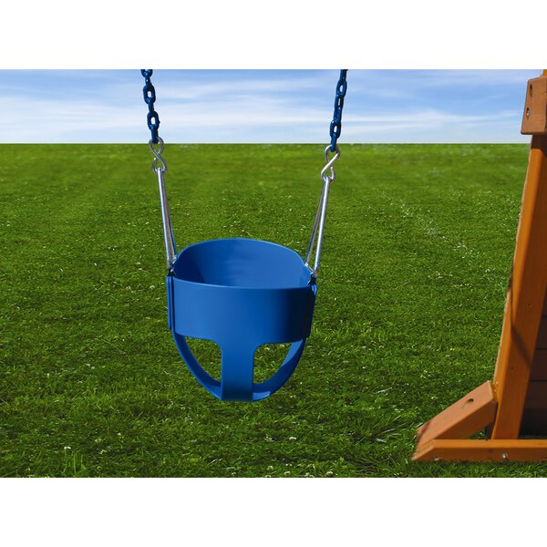 Full Bucket Swing by Gorilla Playsets