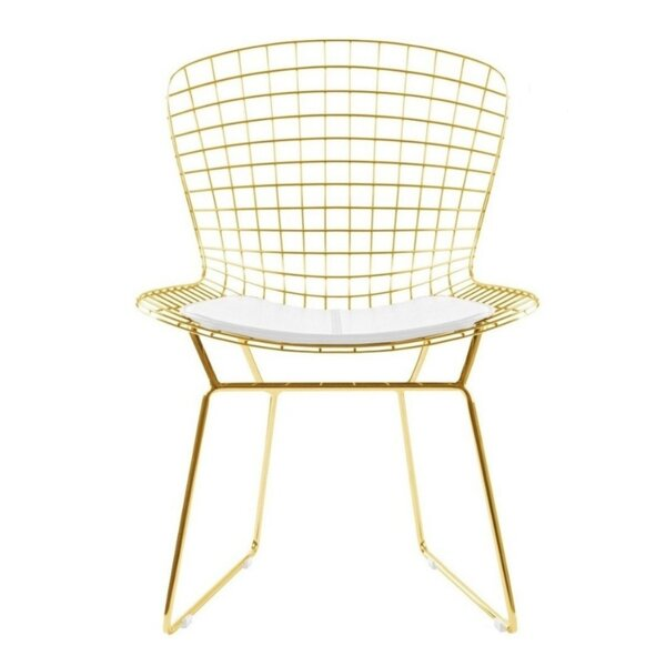 Newton St Loe Upholstered Dining Chair by Wrought Studio