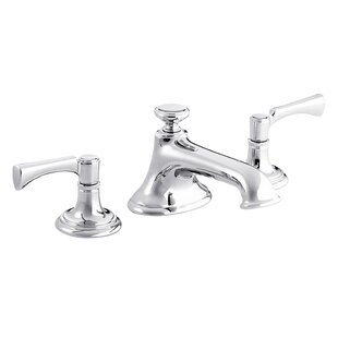 Bellis® Noble Widespread Bathroom Faucet with Drain Assembly By Kallista