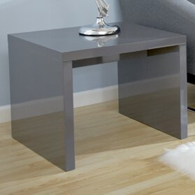 Bensenville Contemporary End Table by Orren Ellis