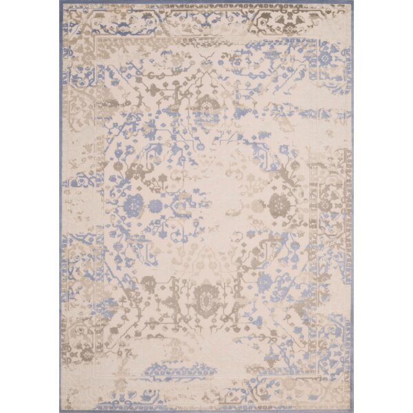 Dais Brown/Blue Area Rug by United Weavers of America