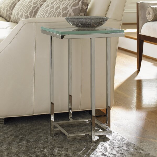 Mirage Stanwyck End Table By Lexington #2
