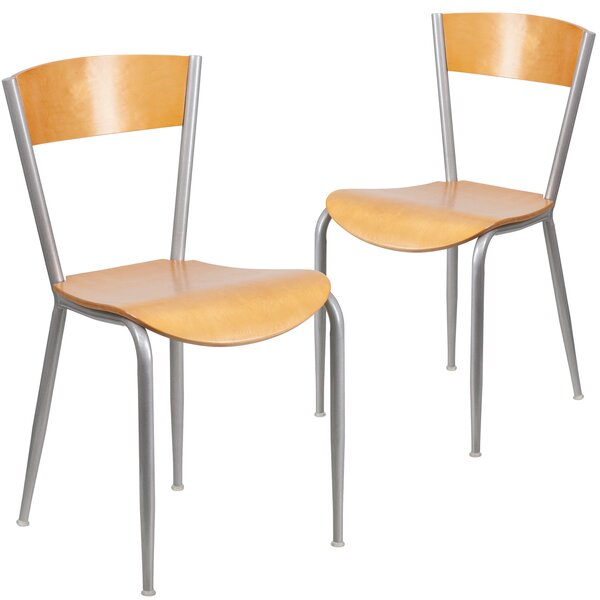 Kirby Dining Chair (Set of 2) by Ebern Designs