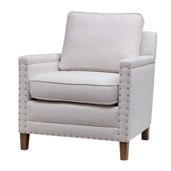 Bourgoin Armchair by Willa Arlo Interiors