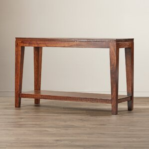 Angelica Console Table by World Menagerie