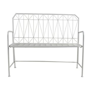 Thrapston Metal Bench by Kate and Laurel