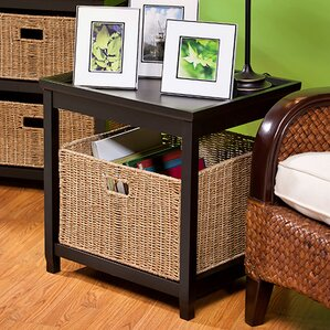 Brunswick End Table by Evergreen Enterprises..