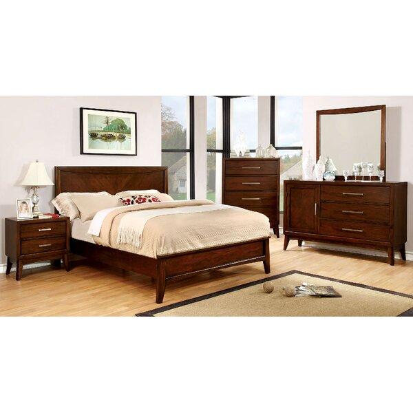 Palmquist Platform Configurable Bedroom Set by George Oliver