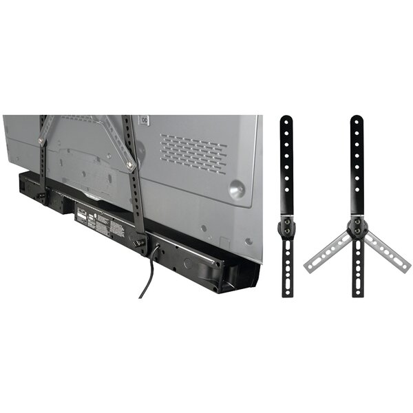 Universal Center Channel Mount by OmniMount