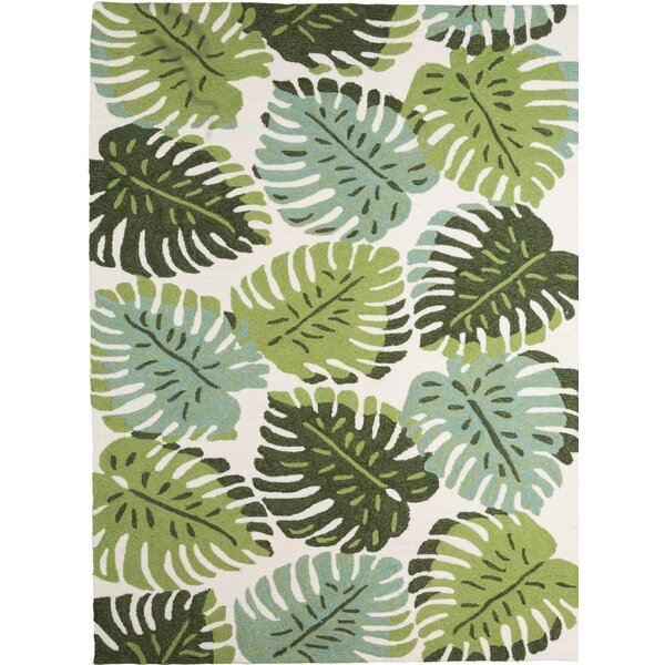 Samana Sage Green Area Rug by Bay Isle Home