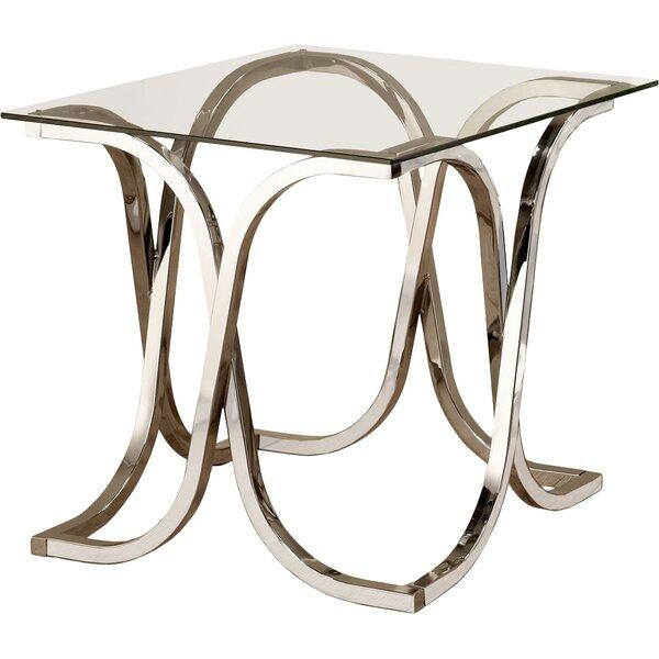 Greenbush End Table by Wildon Home Wildon Home®