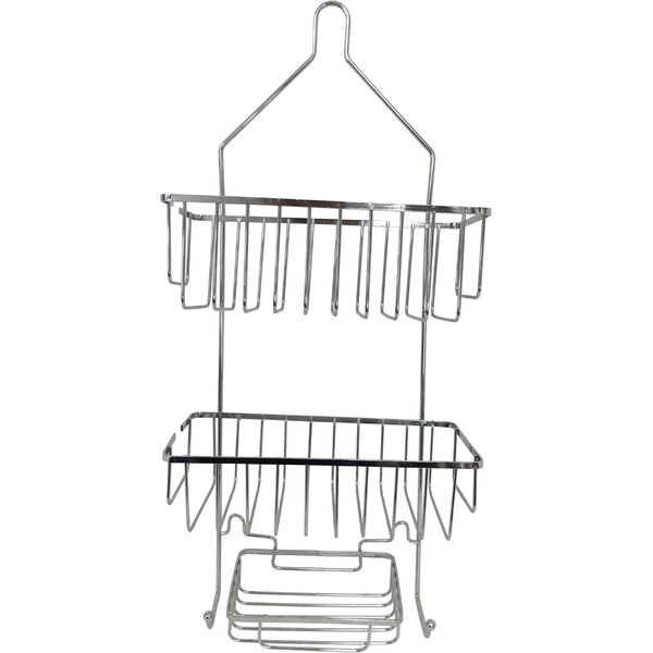 Metal Shower Caddy by Wee's Beyond