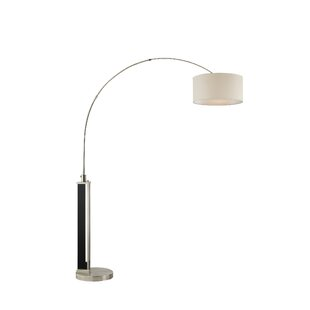 Best Deals Wickstrom 90.5 Arched Floor Lamp By Orren Ellis