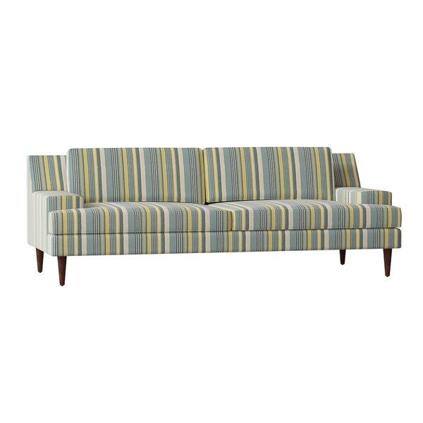 Modern Collection Brickey Sofa by Corrigan Studio by Corrigan Studio