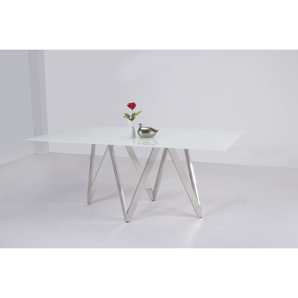 Hendricks Dining Table by Orren Ellis