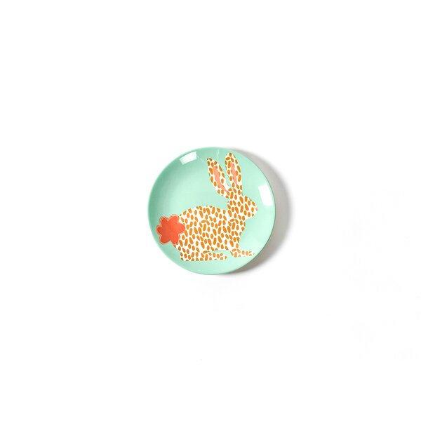 8 Critter Salad Plate by Coton Colors