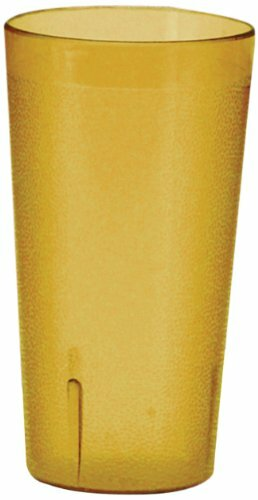 Pebbled Tumblers 16oz Plastic Every Day Glasses by Winco