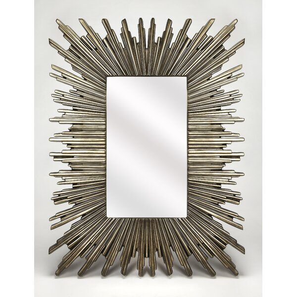 Aranza Wall Mirror by Everly Quinn