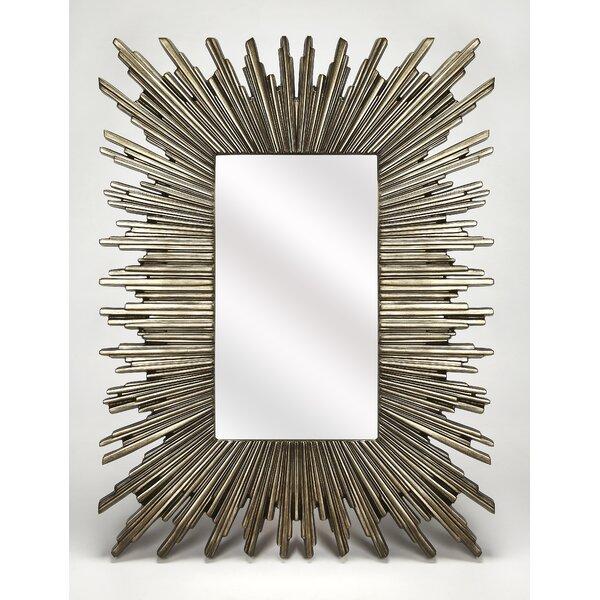 Aranza Wall Mirror by Everly Quinn