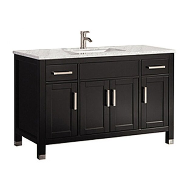 Peralez Modern 48 Single Bathroom Vanity Set by Brayden Studio