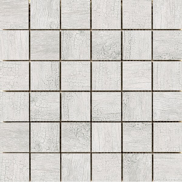 Zephyr 2 x 2 Ceramic Mosaic Tile in Wind by Emser Tile