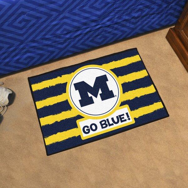 NCAA Michigan Southern Doormat by FANMATS