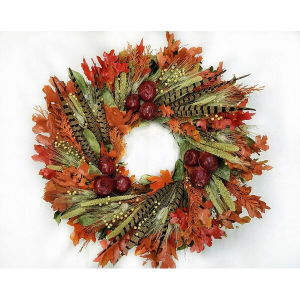 Pheasant Fest 22 Wreath by Loon Peak